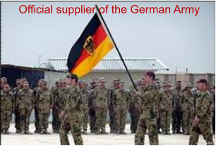 Official supplier of the German Army
